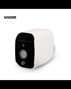 Overvågningskamera - 1080p Wi-Fi (Inkl. 8GB SD-kort)