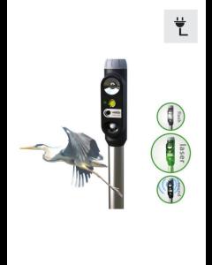 Laser Guard - Skræmmer mod fiskehejre (m. bevægelsessensor)