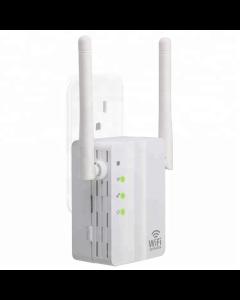Trådløs Wi-Fi Signalforstærker (2,4 GHz 300Mbps)