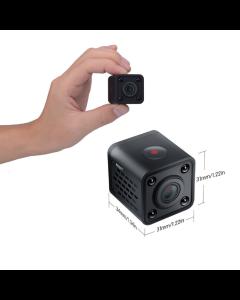 Mini Spion HD Kamera (Inkl. 8GB SD-kort)