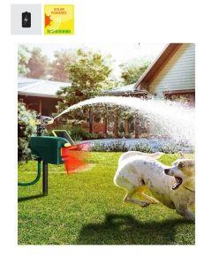 Multiskræmmer m. sprinkler & PIR sensor (udendørs)
