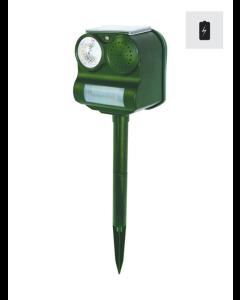 Skræmmer m. Lyd/Blitz - Inkl. batteri (70 m2)