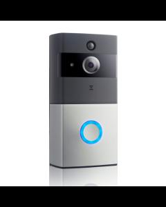 Dørklokke med kamera - 720p Wi-Fi (Inkl. 8GB SD-kort)